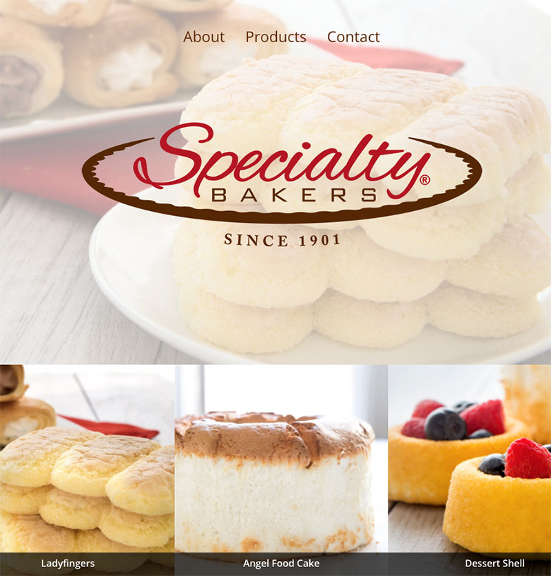 Specialty Bakers